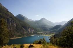 Gerianger, Norwegen