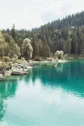 Cauma See in der Schweiz
