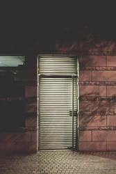 Door in the night