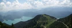 Walchensee Panorama