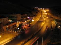 Hurgahda @ night