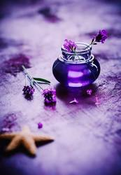 Lavendel-Sirup