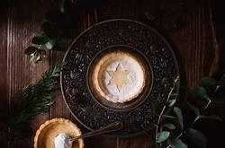 Weihnachtstarte - Zuckersüße Weihnachtsgrüße