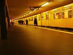 u-bahn station I