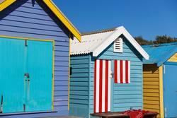 Brighton beach house III , Melbourne