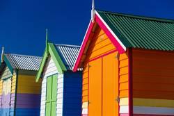 brighton beach house , australia