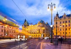 Platz der Republik, Prag