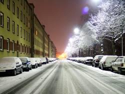Würzburg im Schnee