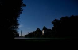Park at Night (Ilmpark Weimar)
