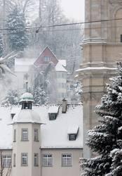 Der Traum der weißen Weihnacht