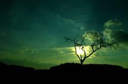 Sonnenschein atomar