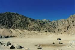 Briefkasten in der Wüste