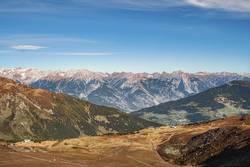 Alpenpanorama Österreich