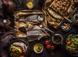 Mediterrane Küche Gerischte