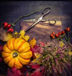 Herbst Dekoration basteln
