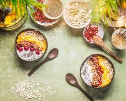 Frühstück Bowls