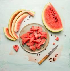 Sommergeschmack - Wassermelone