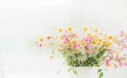 Blumenstrauß mit Wildblumen