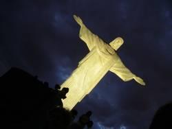 Brasilien Statue Christus