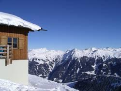 Hütte Montafon