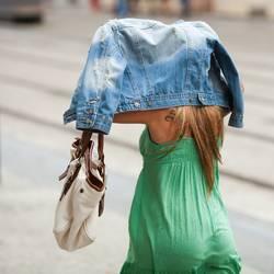 der Regenschutz