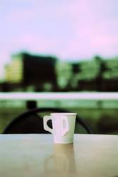 das ist ein kaffee