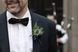 Schottische Hochzeitsdistel