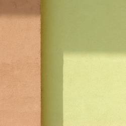 terrakottarot graugelb