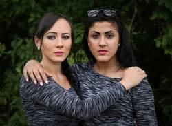Nastya und Estila