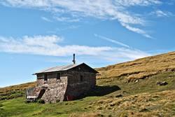 Einsam in Südtirol