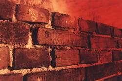 Blutrote Mauer