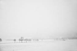 Der Winter wird hart
