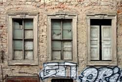 Fenster ins Leere