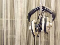 Alter Kopfhörer