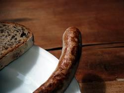 Wurstbröter - mehr Wurst, weniger Brot