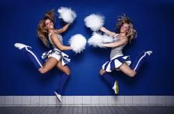 Jump Around Cheerleaders
