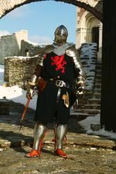 Red Dragon Knight