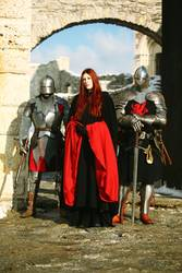 Red Dragon Lady