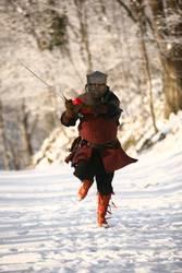 Running Knight