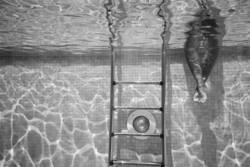 Ruhe am Pool