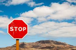 STOP | On the road again