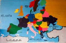Buntes Europa