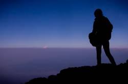 Auf dem Ruecken der Berge...