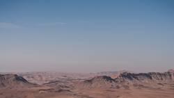 Durch die Wüste...