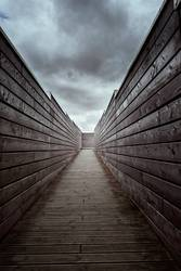 Mauer | (K)ein Licht am Ende des Tunnels.