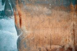 Abstract grunge rusty wall background.