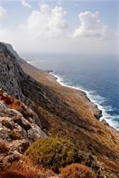 Steilküste Kreta