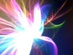 Lichtspinne 2