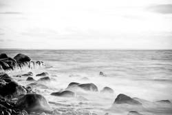 Meeresunschärfe