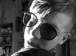 Punk mit Brille